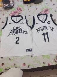 Camisas de basquete Nba (aceito criptomoedas)
