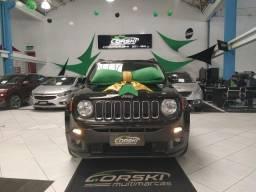 Título do anúncio: Jeep Renegade Longitude 1.8 Flex Limited Edition Automática 2016