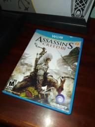 Assassin's Creed 3 Wii U [TROCO]