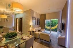 Apartamento com 3 quartos à venda, 66 m² por R$ 290.000 - Valle Das Palmeiras - Cuiabá/MT