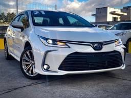 Título do anúncio: Toyota Corolla Altis Hybrid 2021