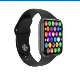 Relogio Smartwatch w34 S troca pulseira