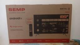Título do anúncio: TV SEMP TCL Android