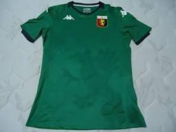 Título do anúncio: Kappa - Camisa Da Genoa Goleiro 2019/20 Authentic - Tam 3xl - Zerada - Original