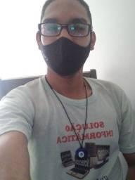 Título do anúncio: Técnico de Informática Atendo Salvador Subúrbio Simões filho e Lauro de Freitas
