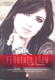 Título do anúncio: Livro E foi assim.... - Fernanda Brum