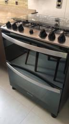 Título do anúncio: Fogão Brastemp 5 chamas dois fornos