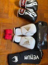 Kit Muay Thai Completo
