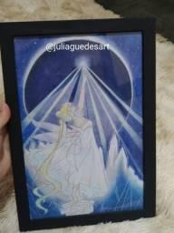 Quadro da Sailor Moon