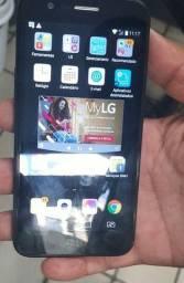Vendo celular LGK10 R$300