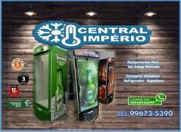 Título do anúncio: Refrigerador - Geladeira MetalFrio Fricon