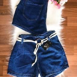 Shorts Jeans Para Mulheres