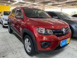 Renault Kwid 1.0 Zen 2020 -Único dono! Garantia Fábrica!