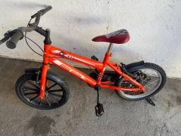 Bicicleta mormai infantil