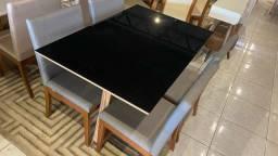Título do anúncio: Mesa de madeira maciça pronta entrega menor