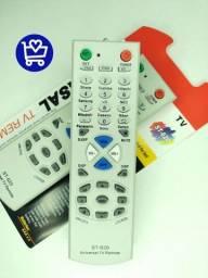 Controle para tv universal (entrega grátis)