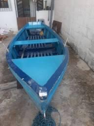 Título do anúncio: barco e motor 5500