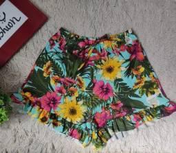 Shorts disponiveis