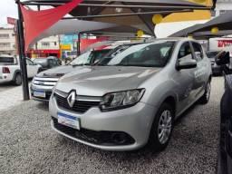 Título do anúncio: Renault Sandero Expression 1.0 2016