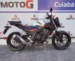 Título do anúncio: Moto G - Cb 500F