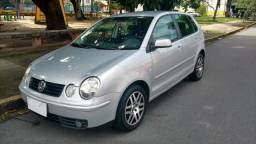 Polo Hatch 1.6 2006/2006 completo. Novo!