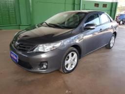 Corolla xei 2.0 flex automático completo cinza 2012/2013 completo - 2013