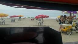 Carrinho de praia