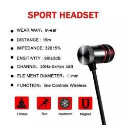 Fone de ouvido duplo HD Bluetooth entrega gratuita em toda baixada