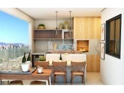 Apartamento à venda com 3 dormitórios em Santa mônica, Uberlândia cod:24203