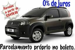Fiat Uno 1.0 Vivace Flex 5p (CONDIÇÕES ESPECIAIS) - 2017