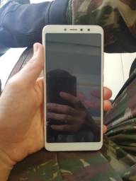 Xiaomi Redmi S2 com tela quebrada