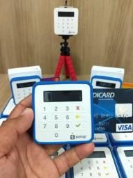 Máquina para passar cartão