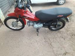 Troco essa pop por uma moto maior do meu interesse - 2009