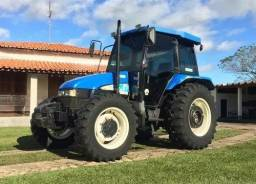 Trator New Holland Tl 75 Ano 2011