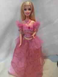 Barbie mosqueteira