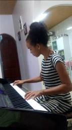 Prof° piano/teclado e teoria musical