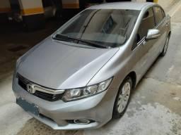 Honda Civic LxL 2013, Flex, com 73.000 km apenas. Documentação Ok - 2013