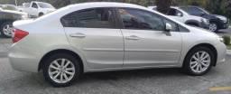 Civic Automático 2014 56000 KM - 2014