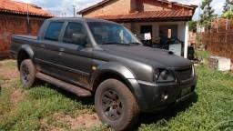 Vendo l200 sport diesel completa - 2005