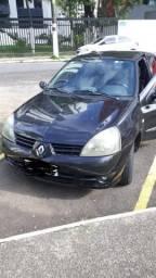 Oportunidade Renault Clio Sedan excelente estado de conservação - 2009