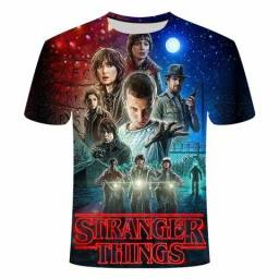 Camisas stranger things