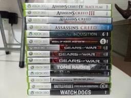 14 Jogos de Xbox 360 Originais