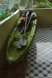 Caiaque fisher 2500 - 2000