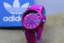 Relógio sport pulseira de silicone