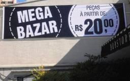 Faixa Impressa em Lona 280g Envio Rápido Para Todo Brasil
