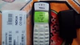 Nokia 1100 primeiro de chip no Brasil