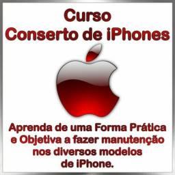 Curso reparo Iphone