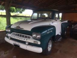 Gm - Chevrolet Brasil 1963