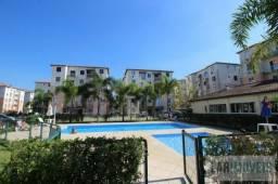 Apartamento 3 quartos, Condomínio próximo a Praia de Manguinhos