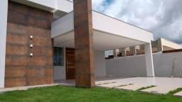 Samuel Pereira oferece: Casa 3 suites Nova Moderna Sobradinho Churrasqueira Condomínio